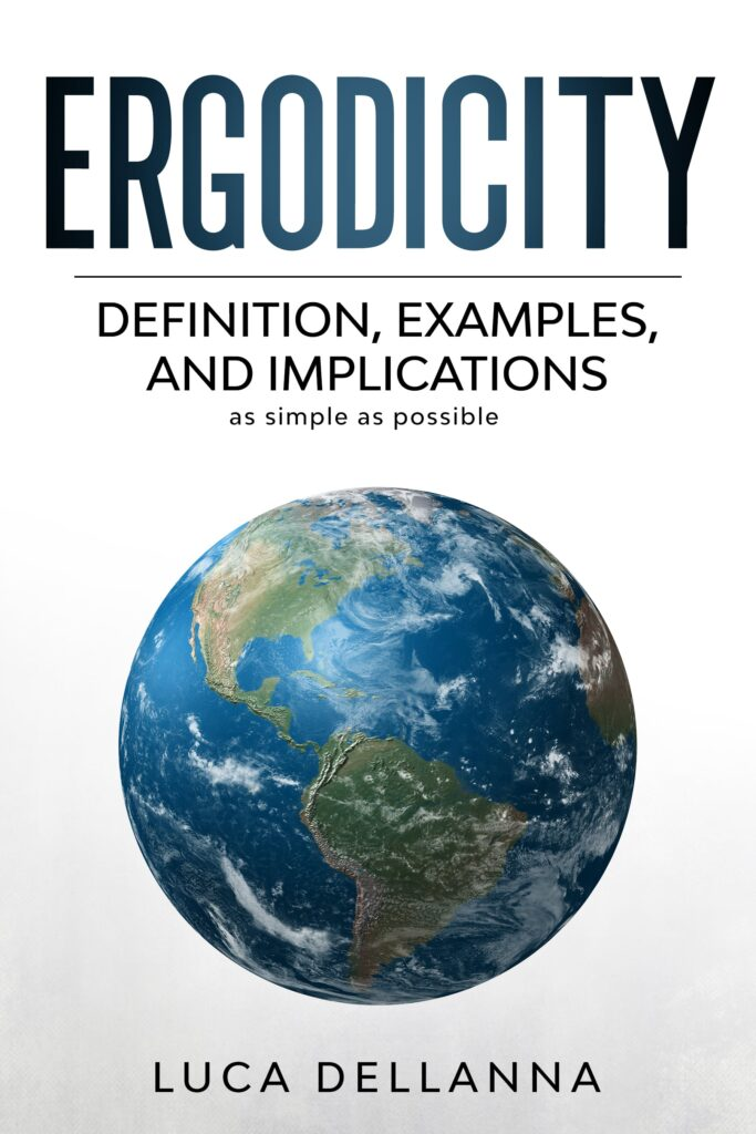 Cover for Luca Dellanna's Ergodicity