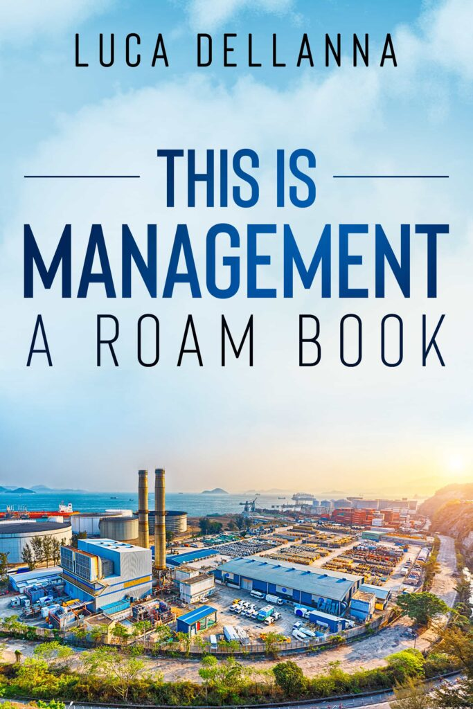 Cover for Luca Dellanna's This Is Management